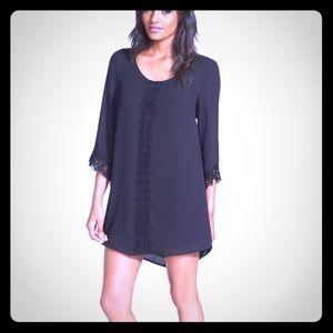 ASTR black dress. From Nordstrom!